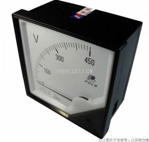 安装式指标仪表电压表42L6-V