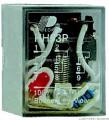 小型电磁继电器HH53P-L带灯