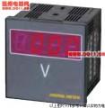 42方型数显电压表DCX120-VX1、4 120X120