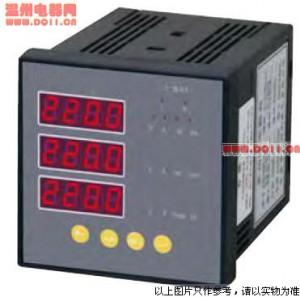 方形多功能电力表DCE96