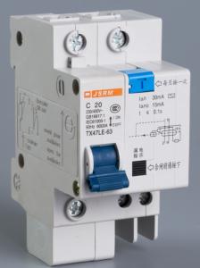 漏电断路器DZ47LE-63/1P(TX47LE)
